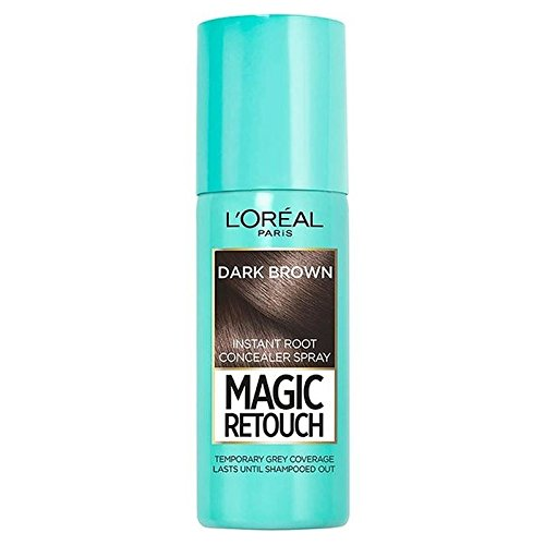 L'Oréal Paris Magic Retouch 2 Brun/marron (lot de 2)