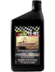 Starbrite Premium 2 Cycle 2 Stroke Outboard Engine Oil TC-W3 by Star Brite
