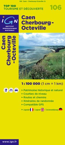 Caen/Cherbourg-Octeville: IGN.V106 par IGN