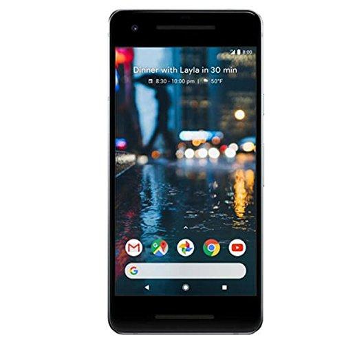 "Google Pixel 2 5"" SIM singola 4G 4GB 64GB 2700mAh Nero, Bianco"