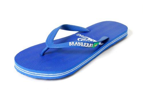 BRASILERAS BRASILERASFlip-flop Básica - Scarpine Prima Infanzia Unisex - Adulto Blue Royal