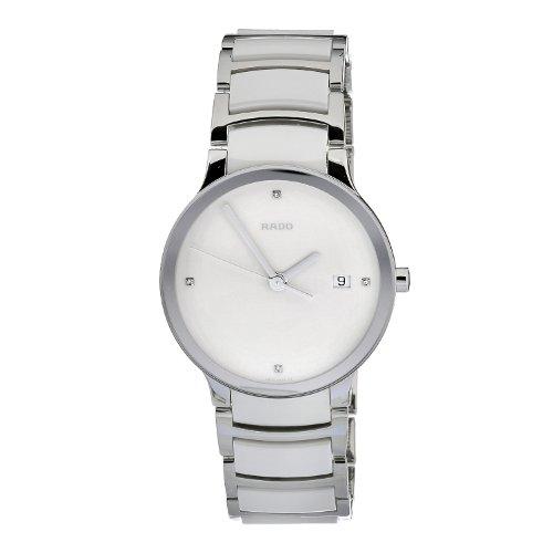 Rado R30927722 - Reloj unisex, correa de acero inoxidable multicolor