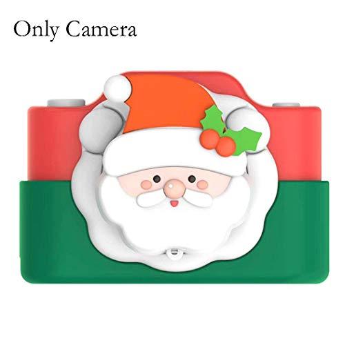 Videocamera Fotocamera per Bambini Ricaricabile da 2 Pollici