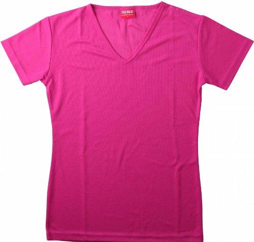 Oltees - T-shirt - Homme - Magenta