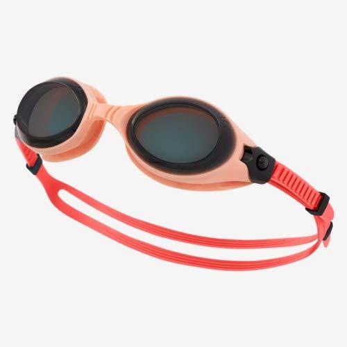 Nike Swim Training Bruch Plus Goggle, Hot Punch