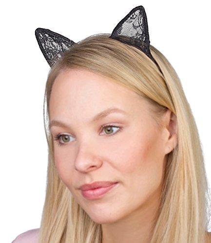 Machen Ohren Spitzen Kostüm (SIX
