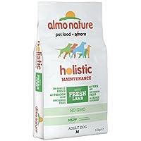 Almo Nature holistic dog adult medium mangime secco gusto agnello e riso kg.12