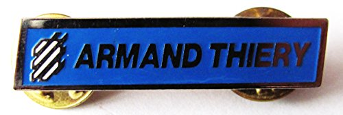 Armand Thiery - Pin 38 x 9 mm -