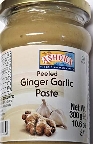 Ingwer Knoblauch Paste – Giner-Garlic Ashoka –