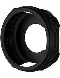 redshooeYY Esta Chaqueta de protección Ambiental de Mano de Silicona de la Pulsera Protectora de Alta Calidad para el Reloj GPS Garmin Forerunner 235 / 735XT