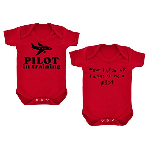 2er-pack-pilot-in-training-when-i-grow-up-baby-bodys-rot-mit-schwarz-druck-gr-68-rot-rot