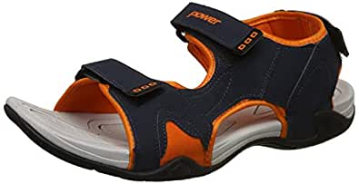 Power Men's Track Tan Running Shoes-7 UK/India (41 EU) (8613095)