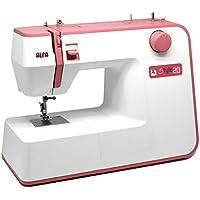 Alfa STYLE 20 - Máquina de coser, color rosa