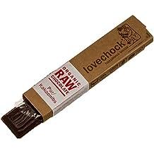 lovechock Bio-Rohschokolade Riegel Pur/Kakaonibs