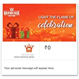 Barbeque Nation Digital Voucher