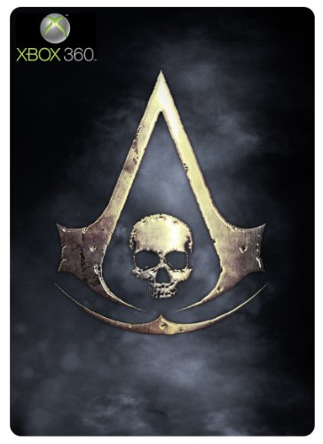 Assassin's Creed 4: Black Flag - The Skull Edition (Jumbo Steelcase) Assassins Creed 4 Für Die Xbox 360