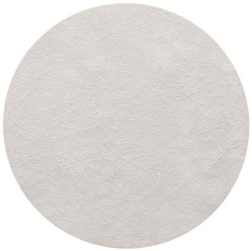 Plain Surface EMD Millipore Isopore TMTP02500 Polycarbonate Filter Membrane 5/µm Pore Size 25mm Filter Diameter White Hydrophilic Pack of 100