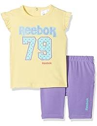Reebok 701 SS - Conjunto para niños Unisex