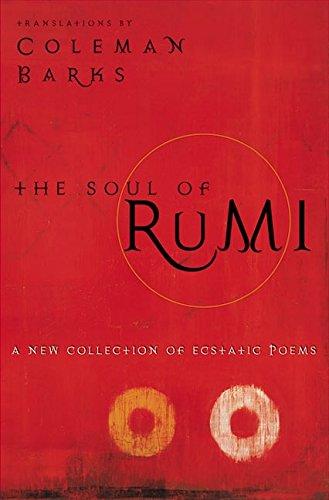 Soul of Rumi, The por Coleman Barks