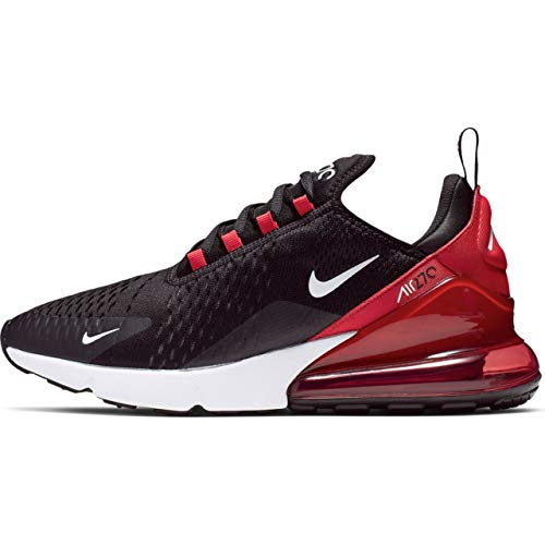 Nike Air Max 270 - Black/White-University red-anthraci, Größe:8
