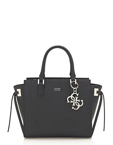 Guess handbag shopper black Black Original De Salida Comprar Barato 2018 Unisex Con Tarjeta De Crédito El Precio Barato Autorización Original Descuento Mejor Lugar ZirAG0HK
