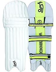 Kookaburra fusible 250almohadillas para bateador de críquet, Youth Left Hand