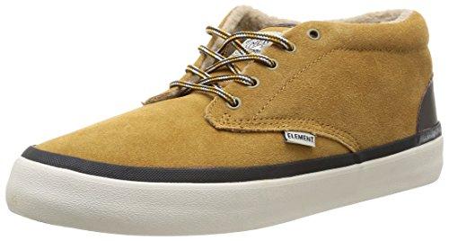 Element Preston Herren Skateboardschuhe Beige (Beige (Timber Buckthorn))
