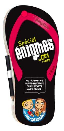 Tong Les Incollables Spécial Enigmes - Du CE1 au CE2