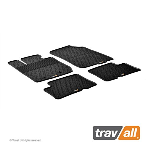 Travall® Mats Gummifußmatten - Original Travall® Zubehör TRM1078 – Allwettermatten nach Maß