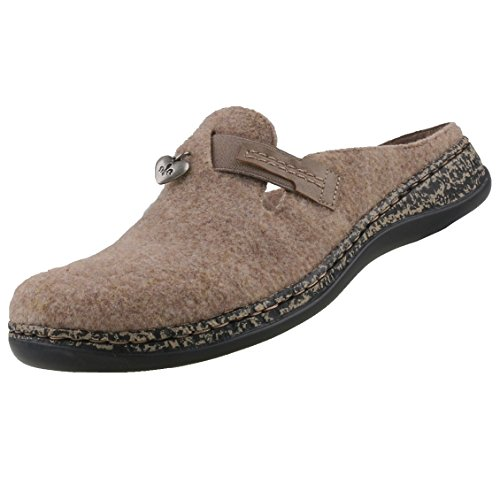 Rieker, Scarpe stringate donna Marrone (Wood/kiesel)