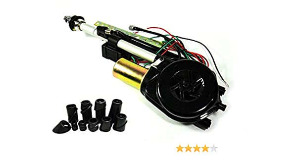 Electric Aerial Power Antenna Mast Radio OEM Replacement Kit For ...