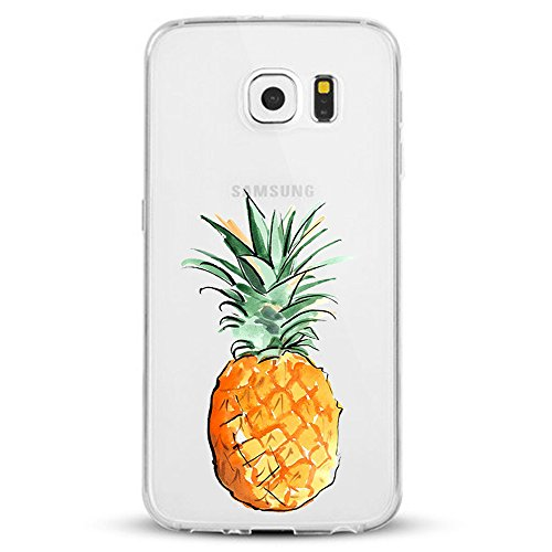 Drei-tasten-hose (Samsung Galaxy S6 Hülle vanki® Tasten Schutzhülle Clear Case Cover Bumper Anti-Scratch TPU Silikon Transparent Handyhülle für Samsung Galaxy S6 (Samsung Galaxy S6, 3))