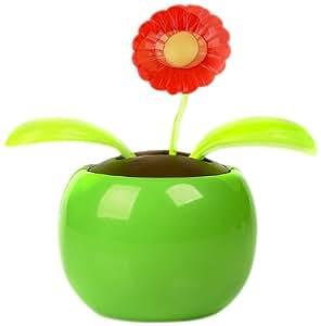 Fleur Solaire Dansante, Gadget Insolite Solaire