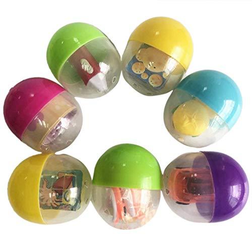 Runrain Sorpresa Uovo Sorpresa Ball Suprise Doll Toys Gashapon Kids Toy Gift