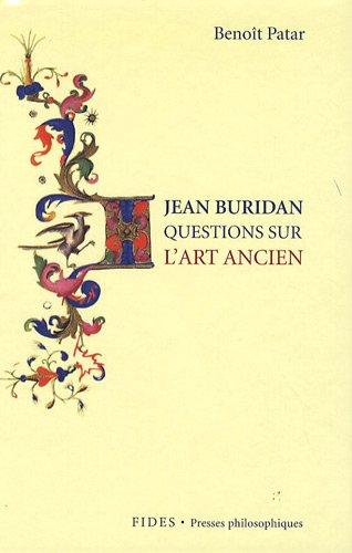 Questions sur l'art ancien (Isagoge, Traité des catégories, Traité de l'interprétation)