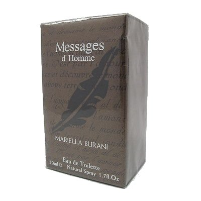 Mariella Burani messages Homme Edt 50 Ml