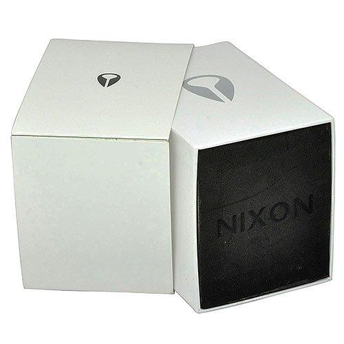 Nixon Men's Dash A168200-00 Red Silicone Quartz Watch with Digital Dial