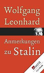 Anmerkungen zu Stalin
