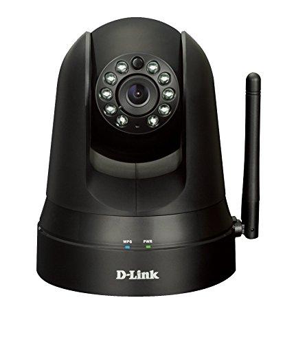 Galleria fotografica D-Link DCS-5010L Videocamera di Sorveglianza, Motorizzata, Wi-Fi N, Notifiche Push per iPhone/iPad/Smartphone, Compatibile con App Mydlinkhome