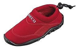 BECO Badeschuhe / Surfschuhe für Kinder rot 26