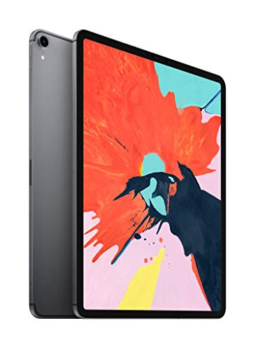 Apple iPad Pro (12.9-inch, Wi-Fi + Cellular, 64GB) - Space Grey