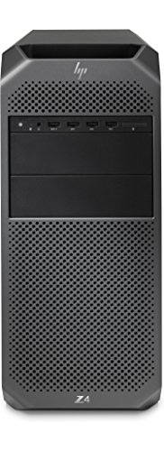 HP Z4 G4 3,3 GHz Intel® CoreTM X-Serie i9-7900X Schwarz Mini Tower Arbeitsstation - Desktop-PC (3,3 GHz, Intel® CoreTM X-Serie, 16 GB, 512 GB, DVD-RW, Windows 10 Pro)