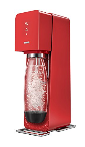 Sodastream Source New Wassersprudler rot