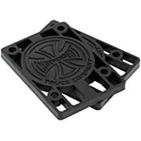 Independent Risers x2 Black 1/8 Inch