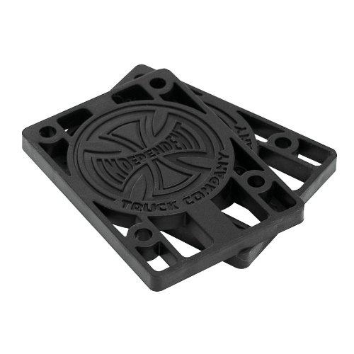 Independent Abstandshalter 1/8 Zoll Riser, black, OS, 197028