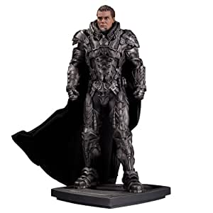 Superman Man of Steel Zod Iconic Statue