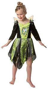 Rubies 3 884495 M Tinkerbell - Disfraz de Campanilla para niña, talla M