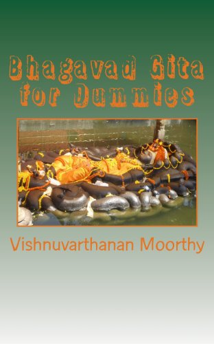 Bhagavad Gita for Dummies: Journey of a common man with holy book! (Hindu-dummies)