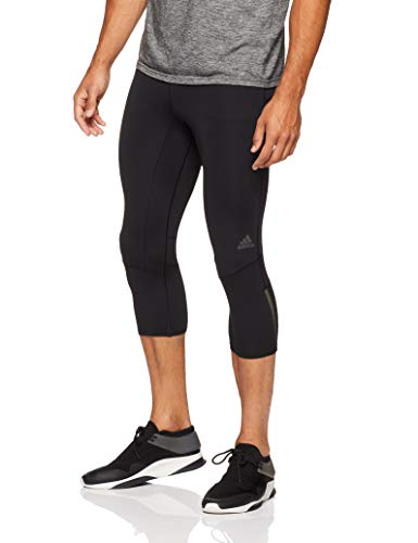 adidas Supernova Tight Leggings Sportivi Uomo Nero 48