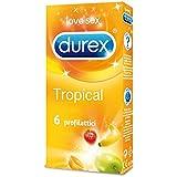 Durex Tropical Condones - 6 Unidades